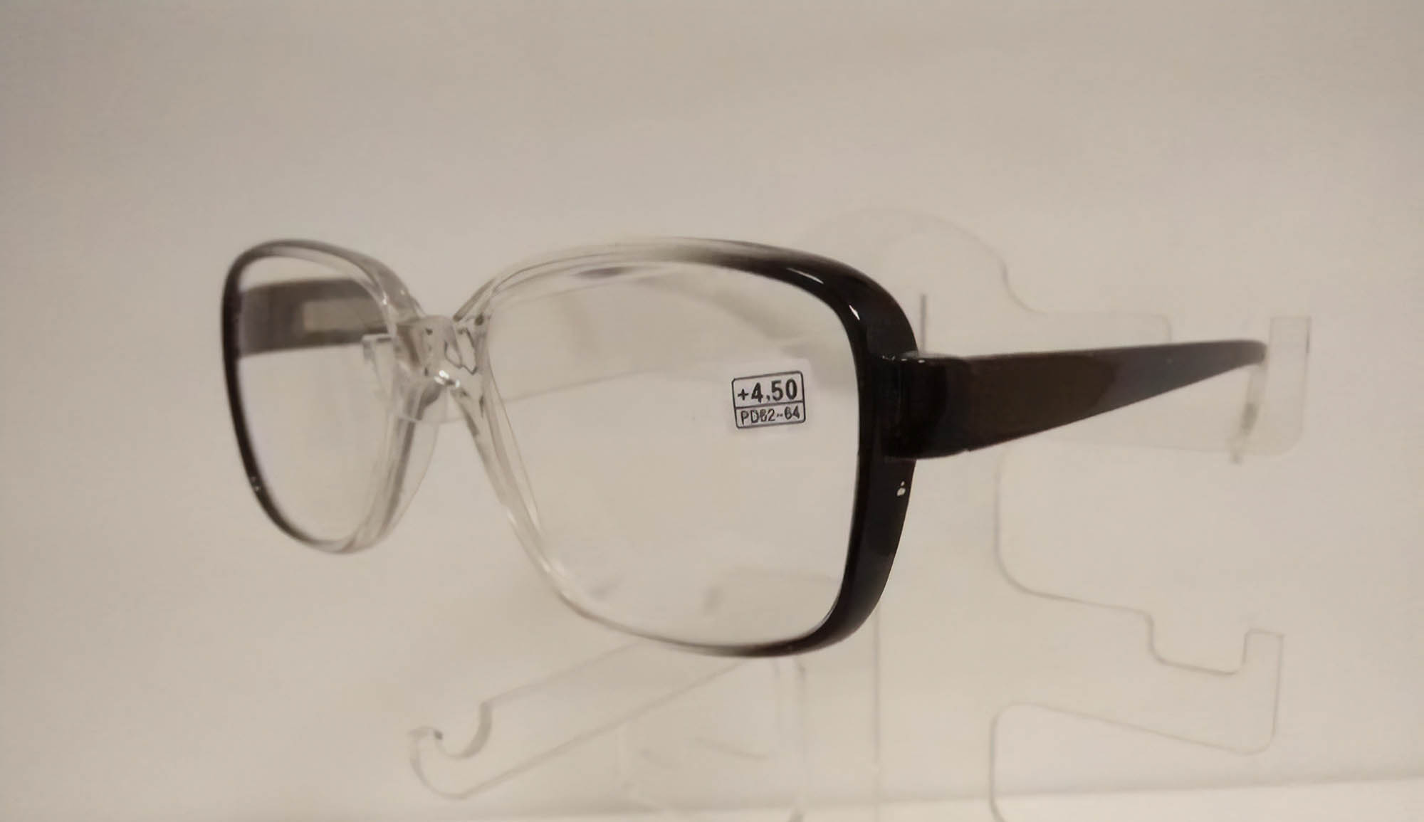 Готовые мужские очки Boshi 868 стоят 200 р.. Подойдут на межзрачковое расстояние 62—64, диоптрии: от –10,00 до +10,00