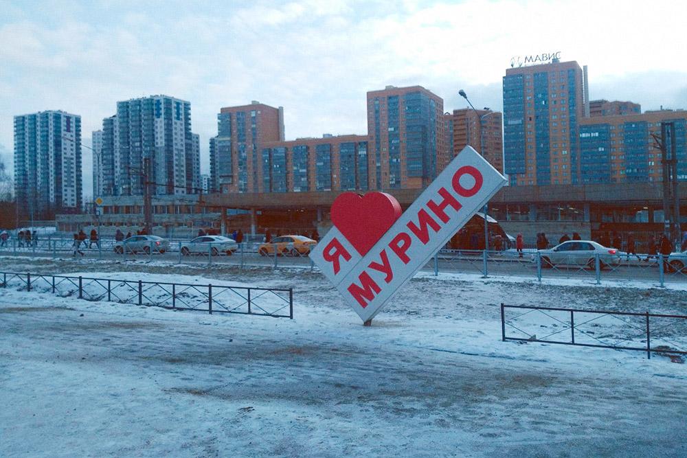 Я живу в Мурине, это город в Ленинградской области, но из моего окна я вижу Петербург. Мы с женой не любим Мурино. Планируем до конца 2019года купить двухкомнатную квартиру в городе