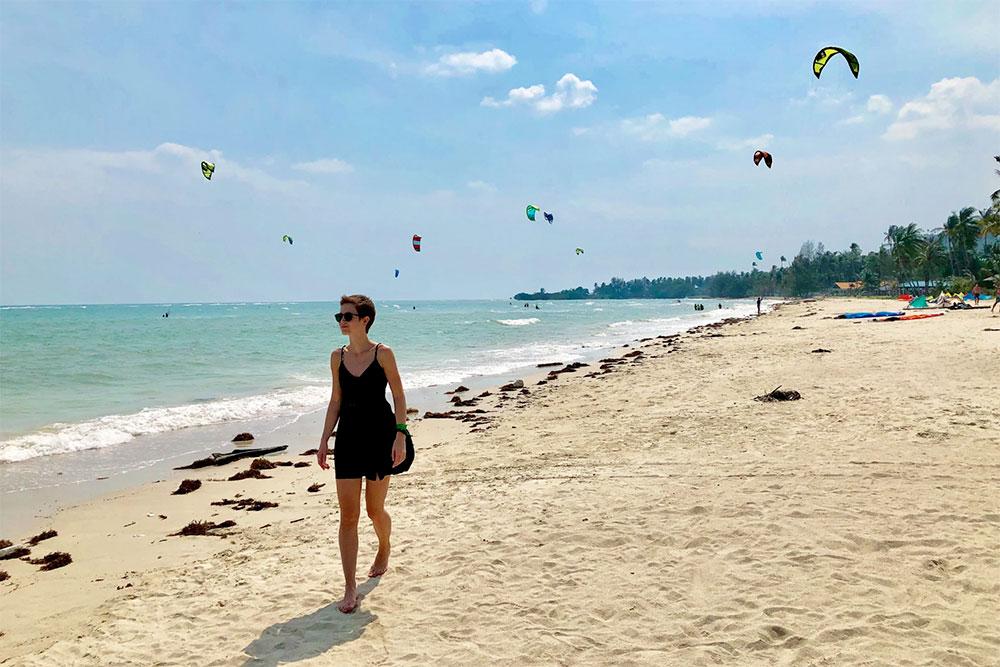 Эту зиму я решила провести на тайском острове Самуи