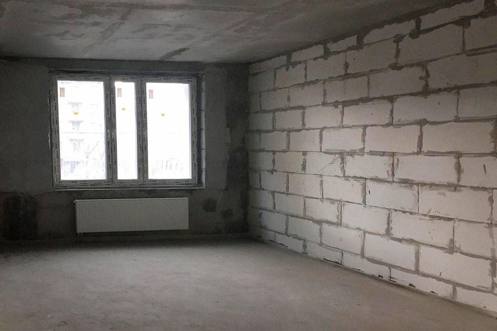 Наша квартира до ремонта
