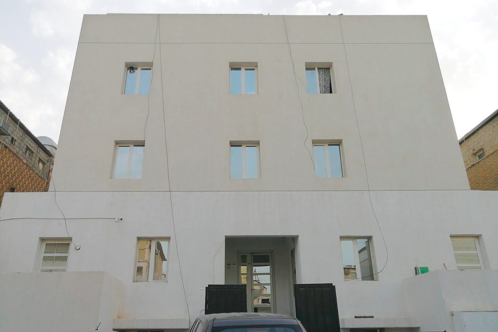 Фасад моего дома