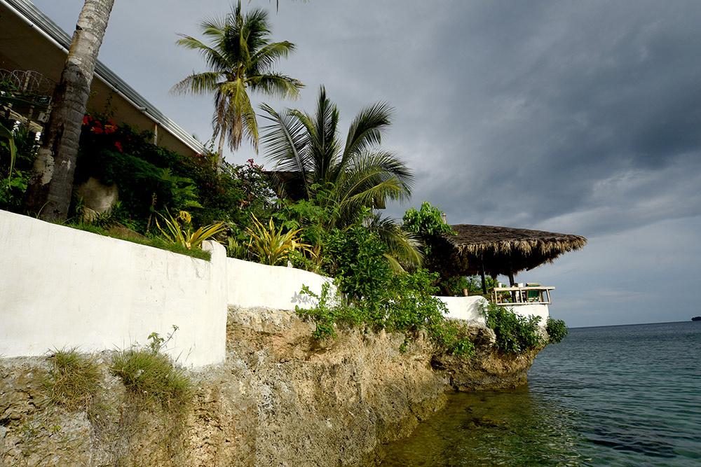 Резорт «Солярис» на берегу моря, открытый нашим соотечественником. Проживание тут только по приглашению