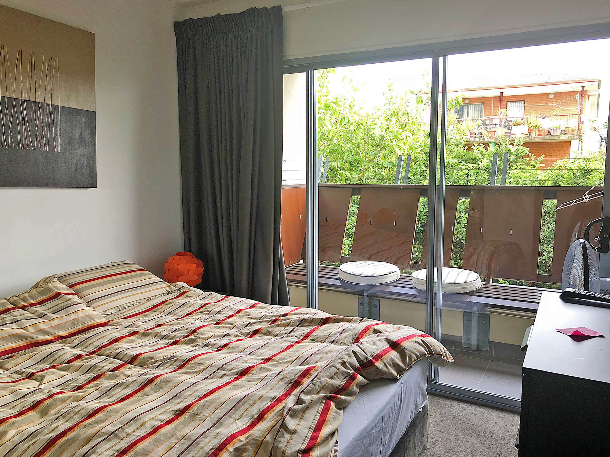 Наша комната в Брисбене