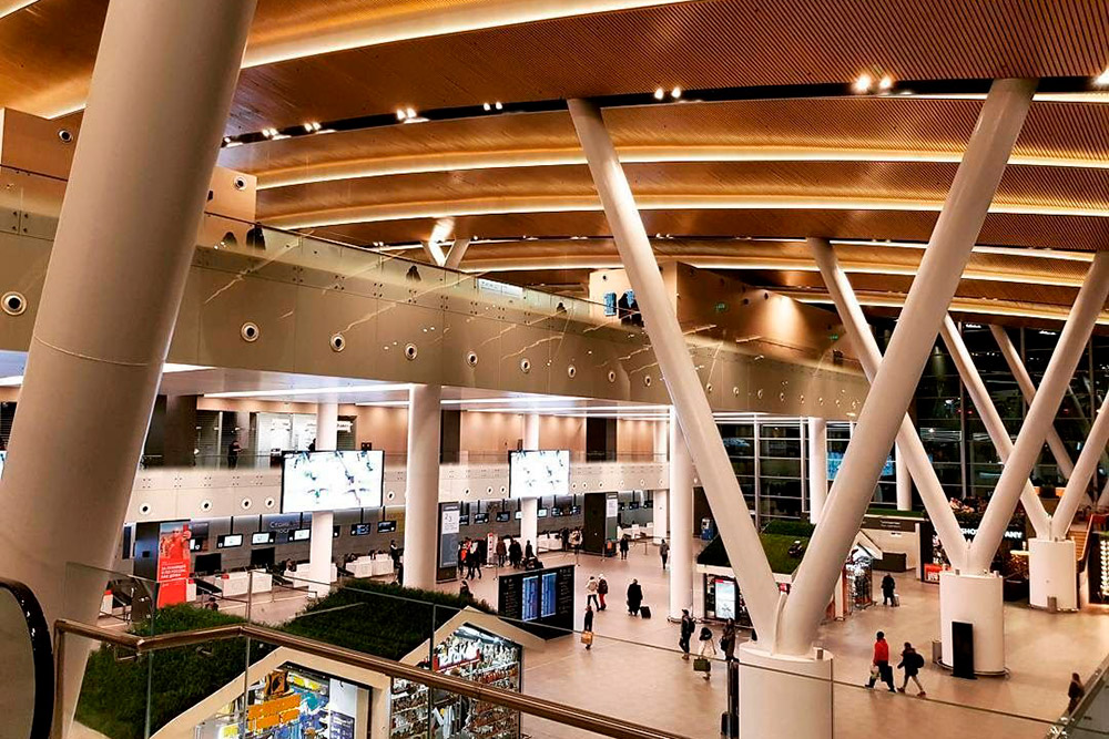 Платов — первый крупный аэропорт в России, который построили с нуля