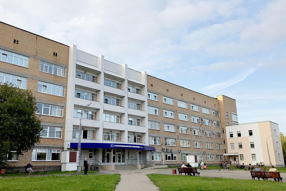 Мы привозим лечить в больницу Баранова родственников из других регионов