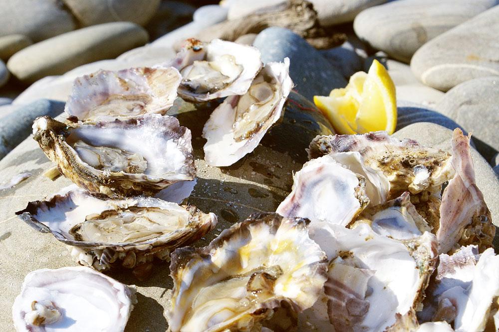 Черноморские моллюски довольно простые на вкус, но свежие и приятные