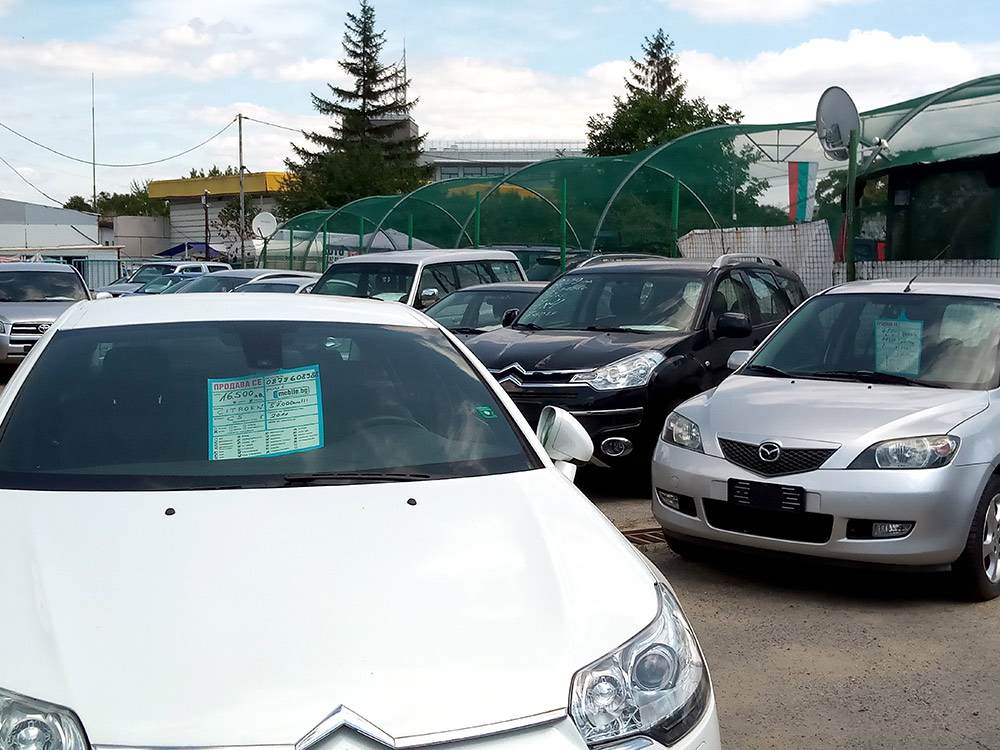 Эта машина продается за 16 500 левов (637 000<span class=ruble>Р</span>)
