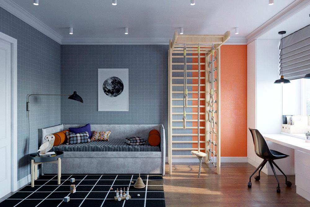 Примеры дизайн-проектов, разработанных компанией Room to me