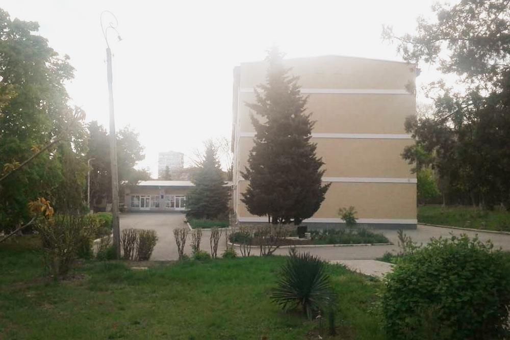 Общеобразовательная школа№ 8, отремонтированная в 2018году