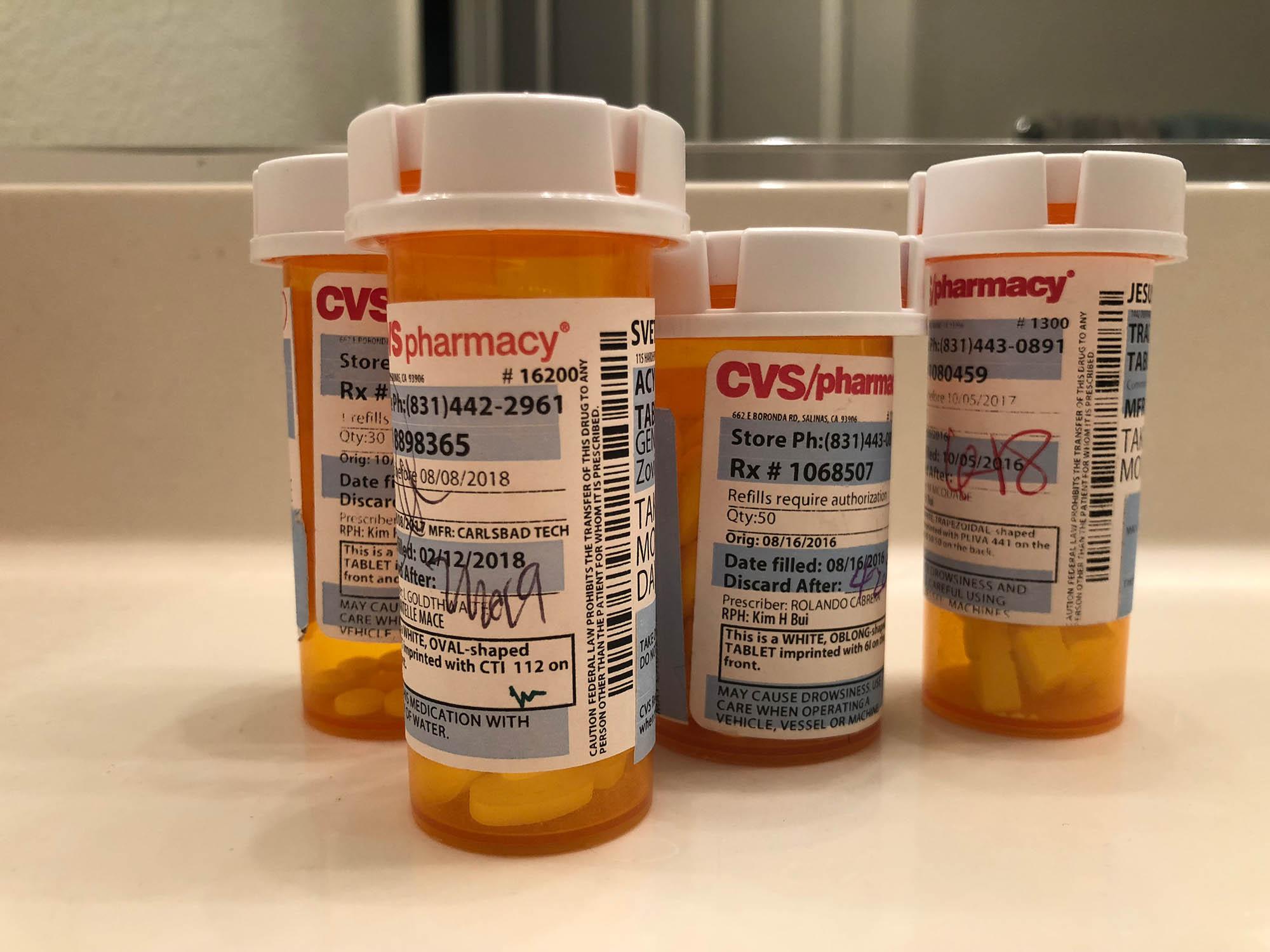 Таблеток в баночке будет ровно столько, сколько выписал врач