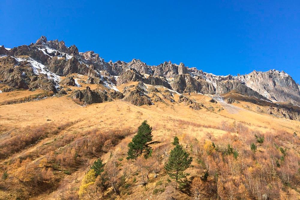 Приэльбрусье — это горы и тишина. Шумных тусовок здесь нет