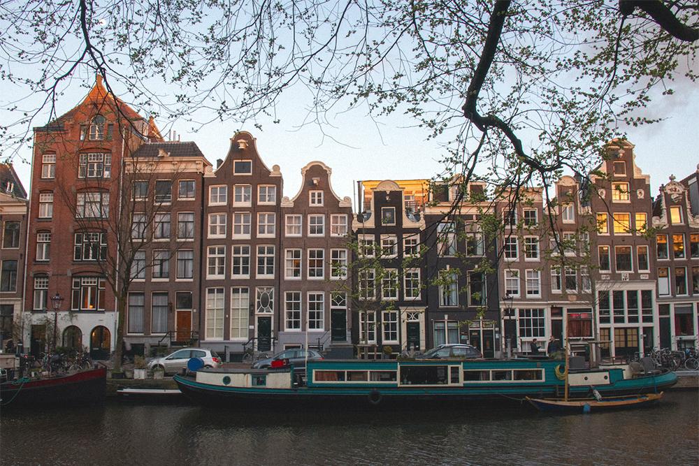 Мой любимый район в Амстердаме — Йордан. Он похож на город с красивой открытки