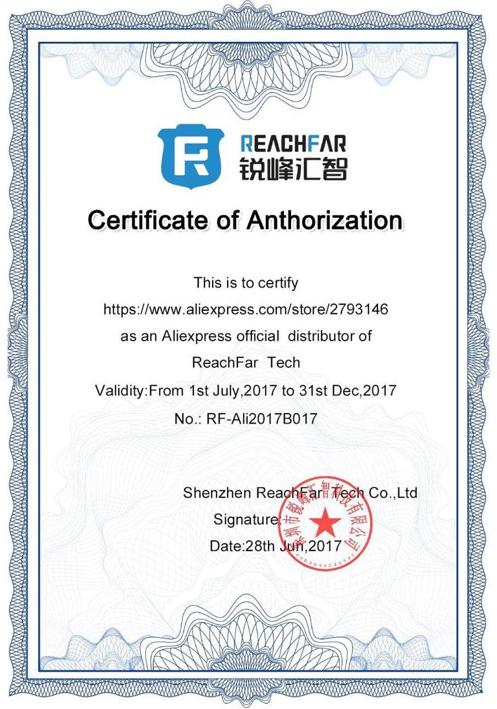 ❌ Китайский сертификат — в реестре отсутствует, поэтому не имеет силы в России