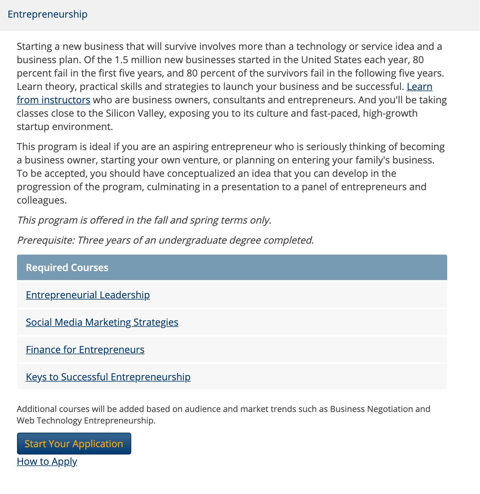 Описание моей программы в университете Беркли
