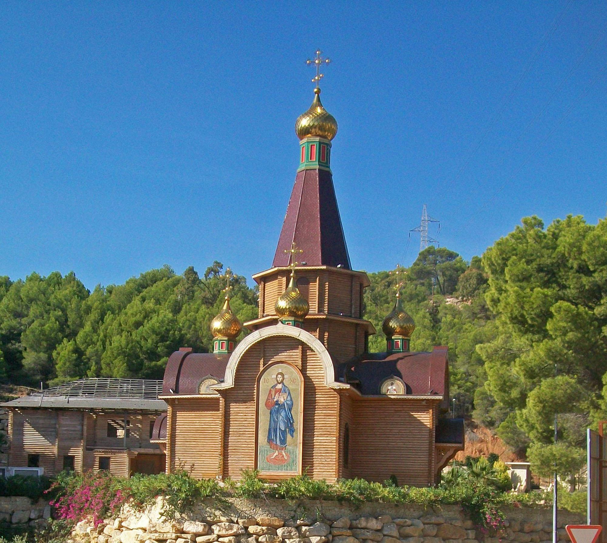В храме Архангела Михаила в испанском городе Алтея на православные праздники не протолкнуться