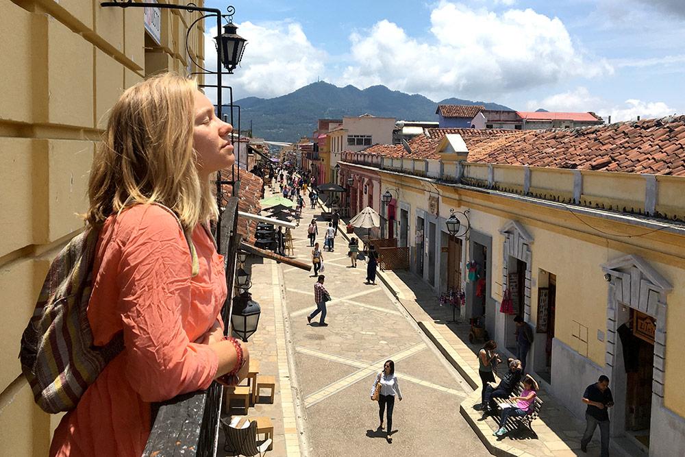 Главная улица Сан-Кристобаля — Реал-де-Гуадалупе
