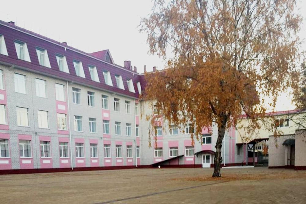 Одна из самых новых школ Брянска — школа № 59, она построена в 2018году