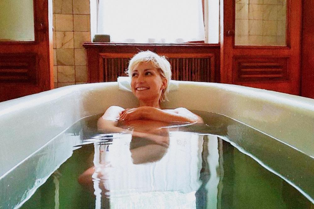 Мацестинские ванны — сочинский медицинский бренд. Врачи говорят, что им нет аналогов
