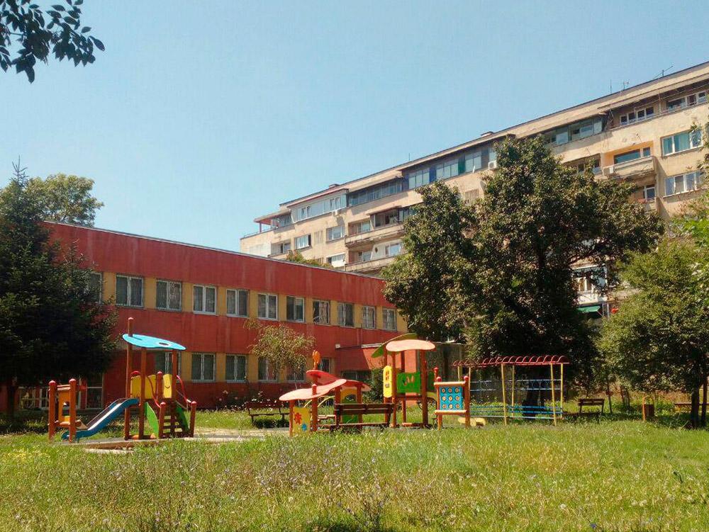Государственный детский сад. Ему больше 30 лет