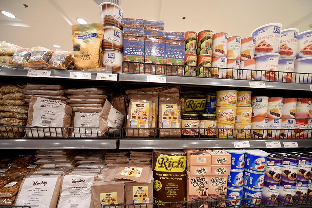 На Филиппинах растет много какао, из него делают какао-порошок и шоколад