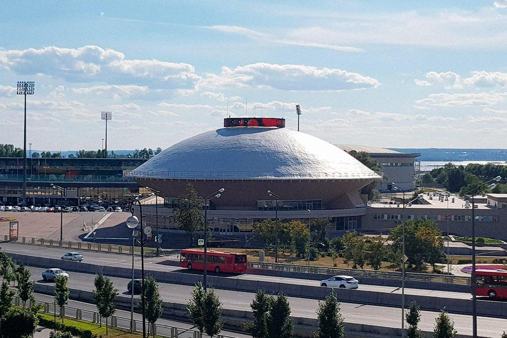 Недавно после капитального ремонта открылся казанский цирк. Билет на представление стоит от 500 до 2000рублей