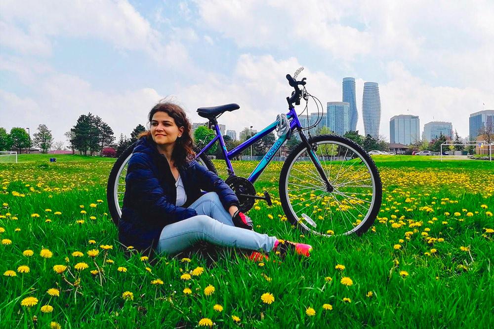 Мой велосипед за 100$ ни разу за лето не подвел