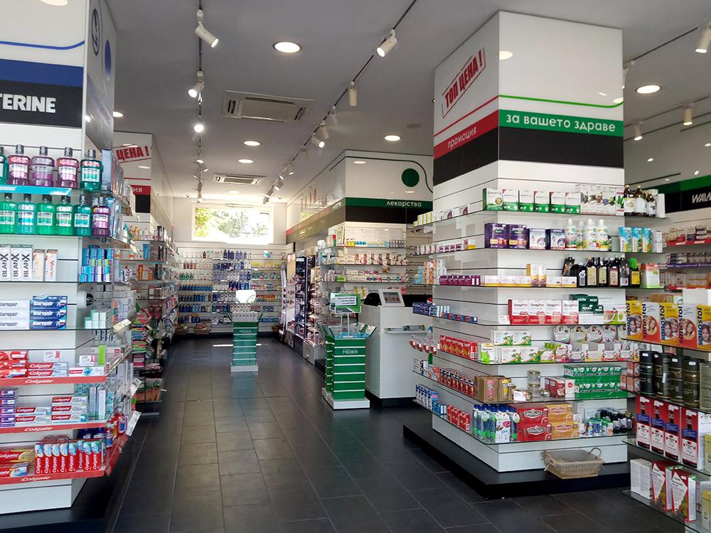 Лекарства в местных аптеках те же, что и в России