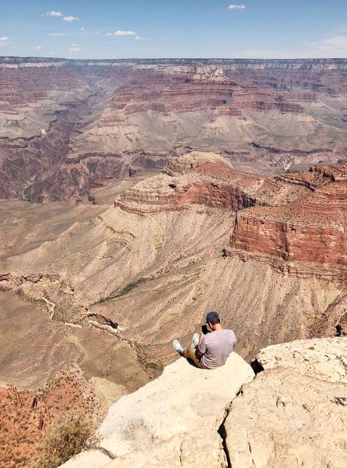 Виды Большого каньона захватывают дух