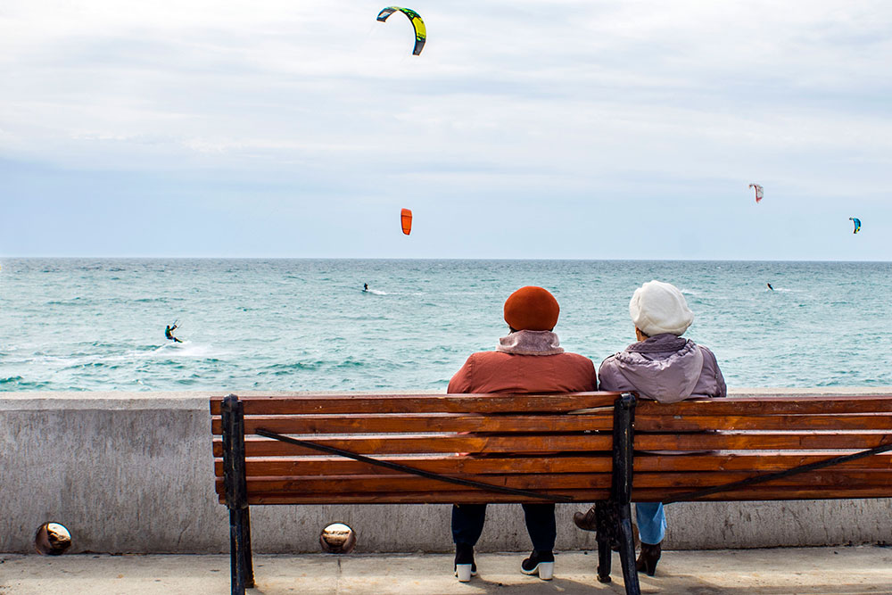 Кайтсерфинг в Сочи — регулярное зрелище