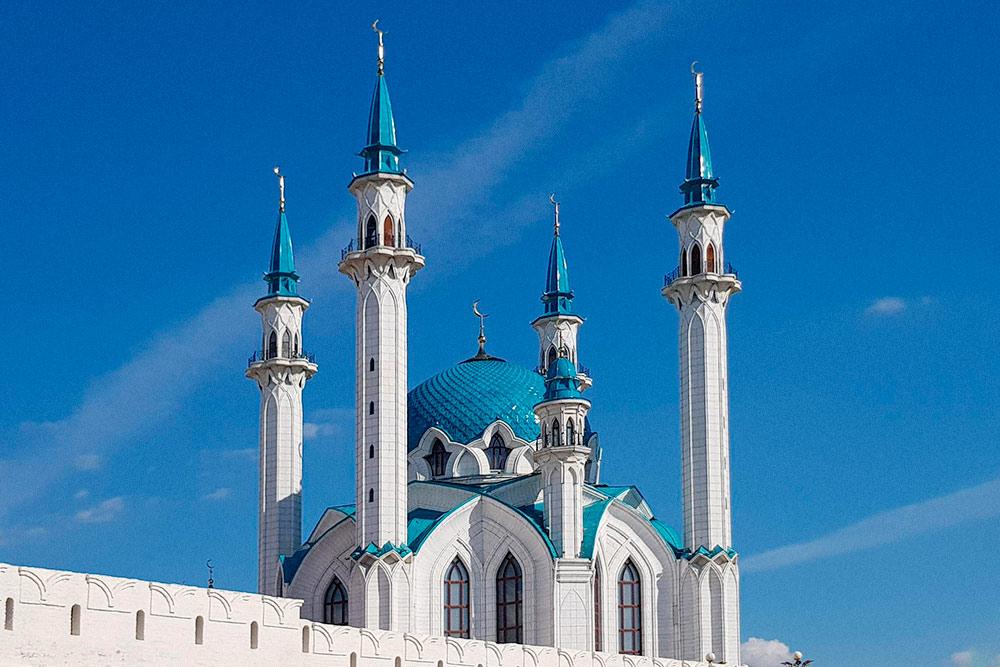 Мечеть Кул-Шариф построили к тысячелетию Казани