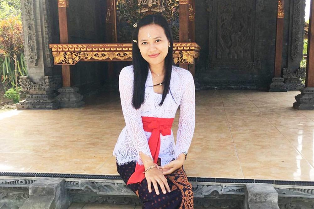 Балийцы очень жизнерадостны