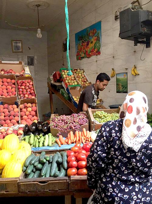Рынок в Фесе
