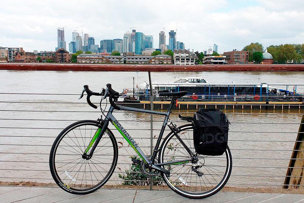 Мой велосипед, который я купил по программе Cycle to Work