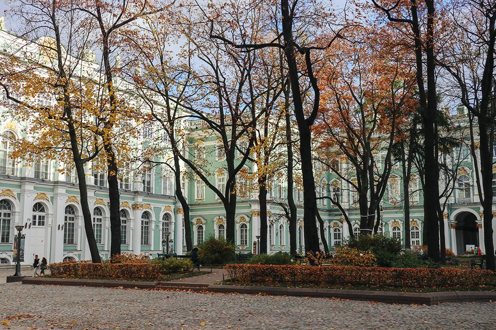 Осенью в музеи попасть проще, чем летом. Фото: Анастасия Осян