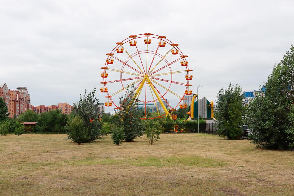 К Универсиаде разбили больше ста парков и скверов. Автор: Stepan Abramov / Shutterstock