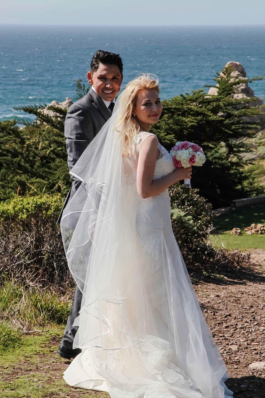 Свадьба выглядела так