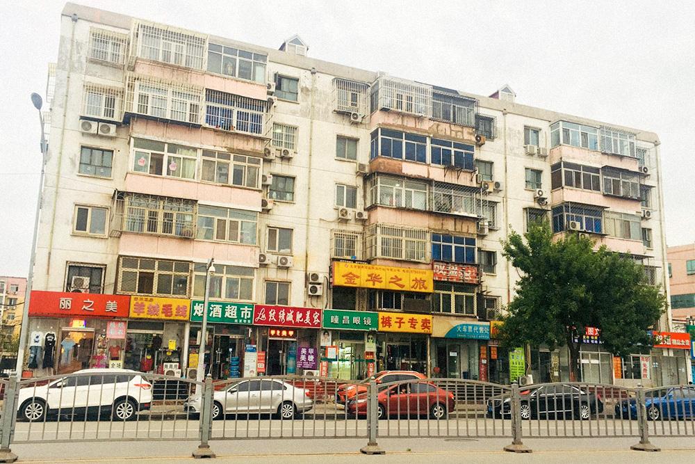 Вариант жилья экономкласса — застройка 80-х годов