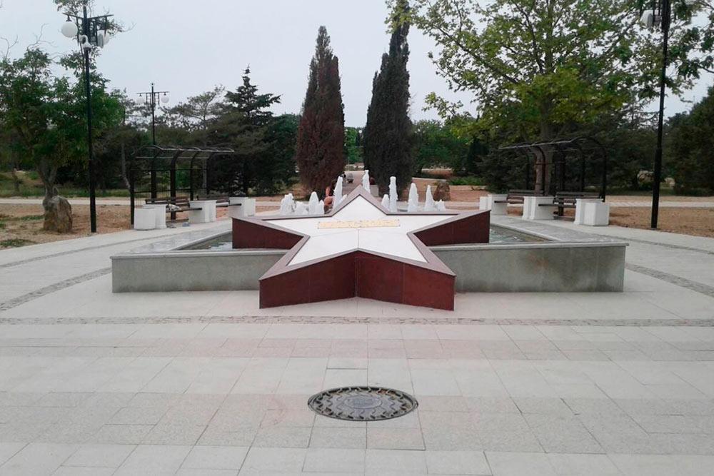 Парк Победы возле пляжа Омега в Гагаринском районе. Его открыли в 2019году