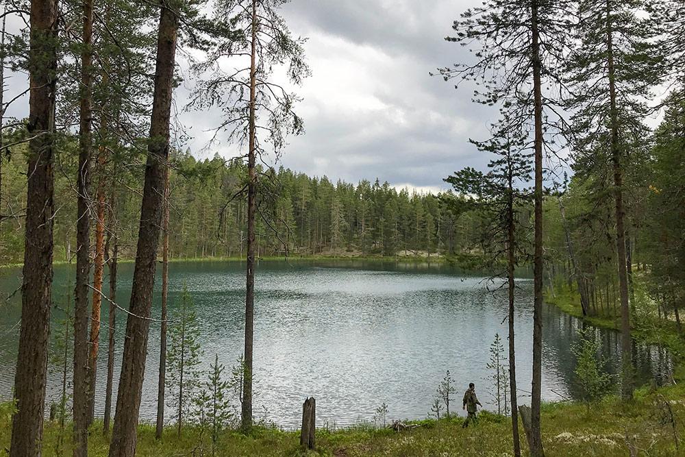«Ламбушка» на севере Карелии
