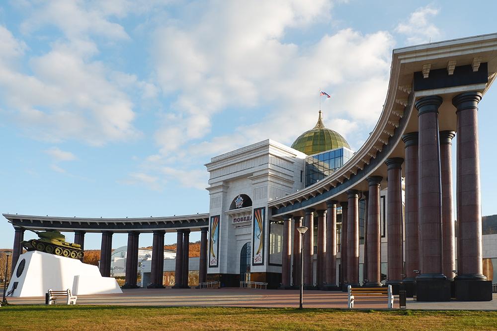 Музейно-мемориальный комплекс «Победа». Входной билет — 100 рублей, детям бесплатно