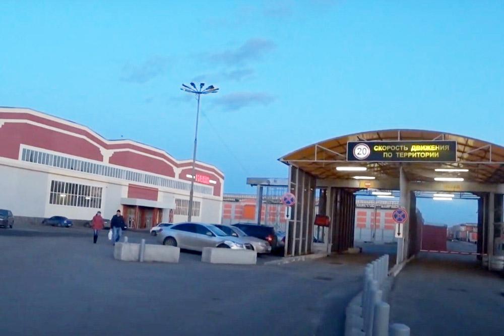 Один из цехов Брянского машиностроительного завода