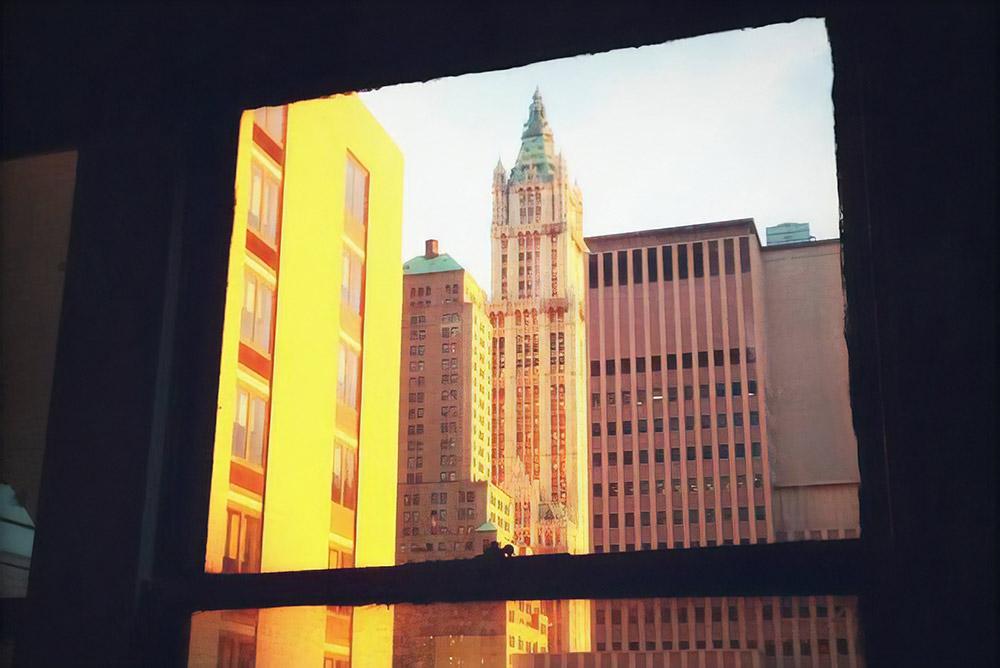 Тот самый «Вулворт-билдинг». Его построили в начале 20 века, и до 1930 года он считался самым высоким зданием в мире