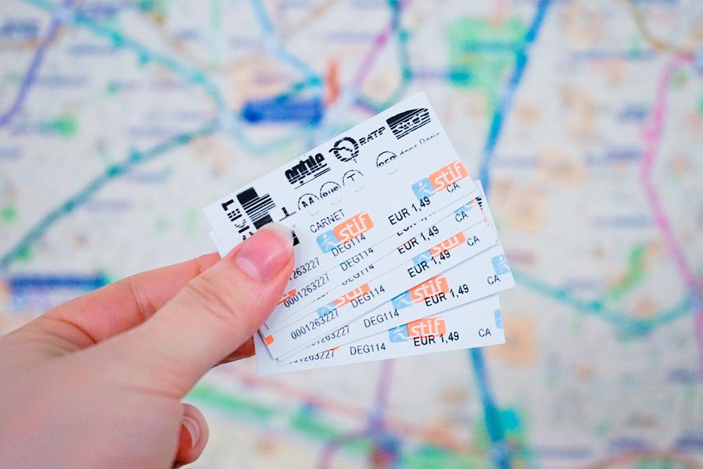 Так выглядят билеты t+, которые действуют в любом общественном транспорте