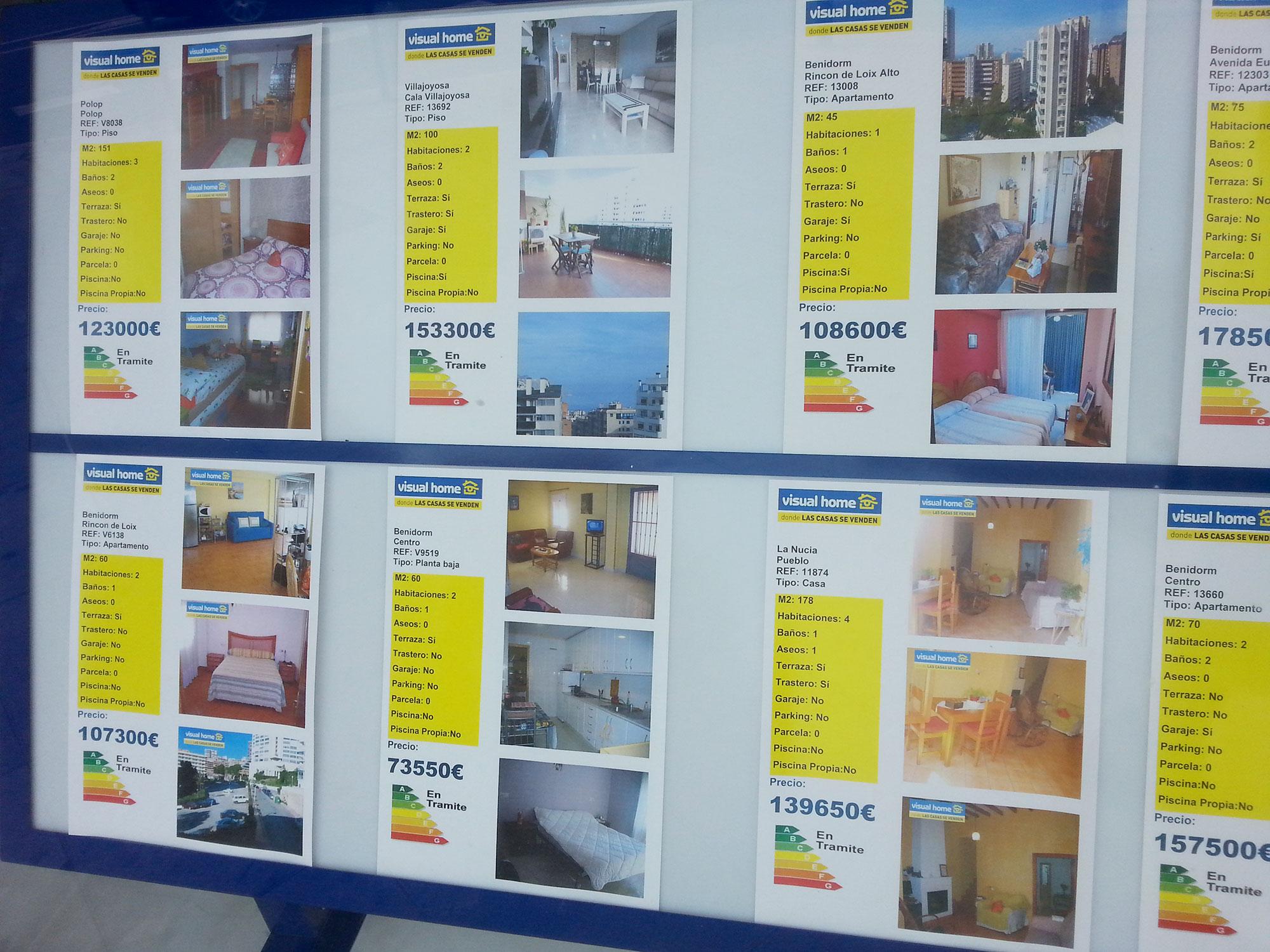 Предложения из разных городов: Полоп, Вильяхойоса, Бенидорм, Ла Нусия