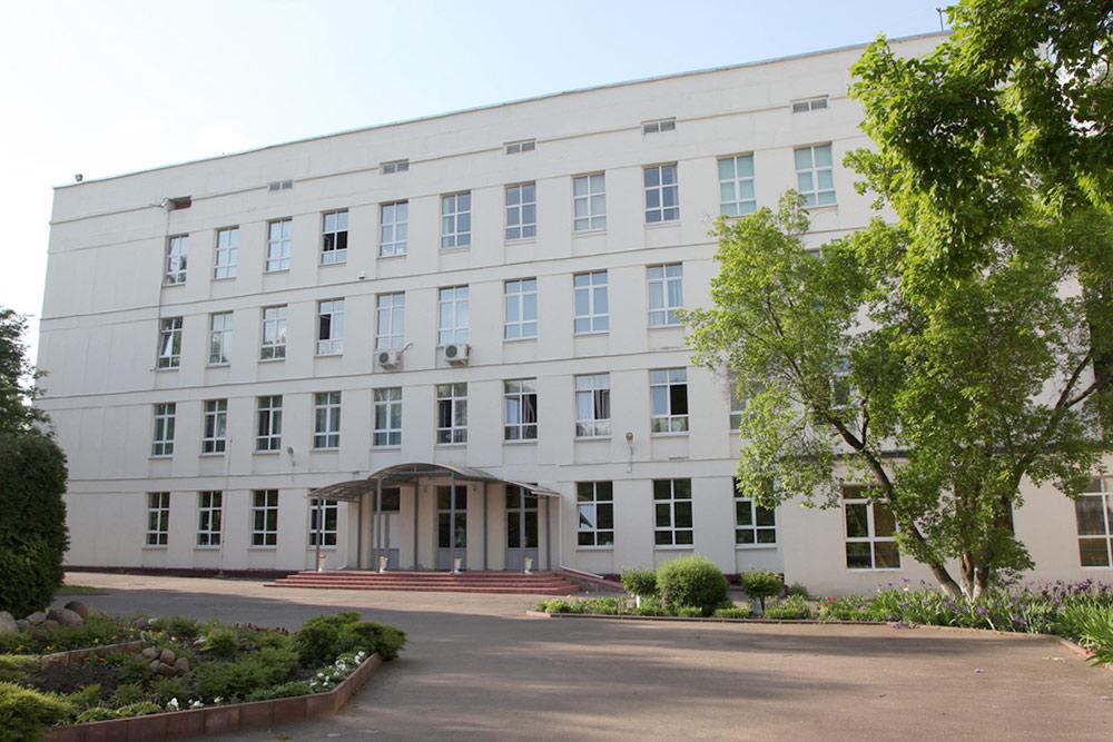 Здание СУНЦ МГУ, фото с официального сайта
