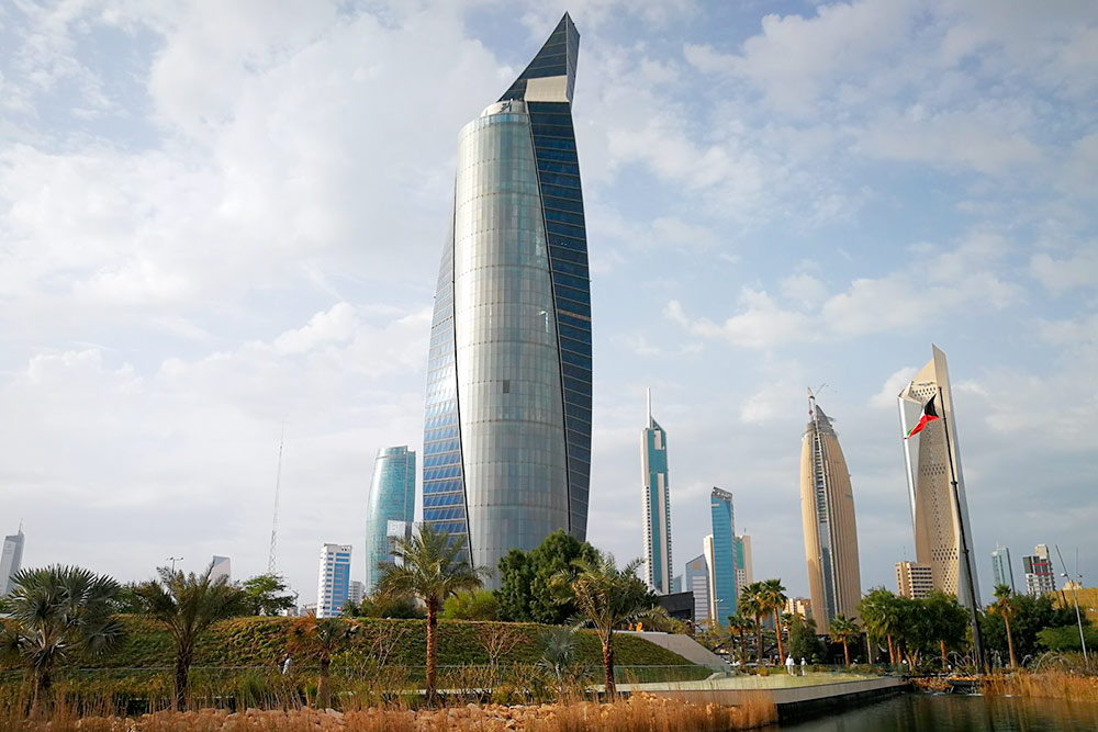 Парк Аль-Шахид — одно из самых зеленых мест в Кувейте. Приходя сюда на пробежку, я забываю, что живу в пустыне