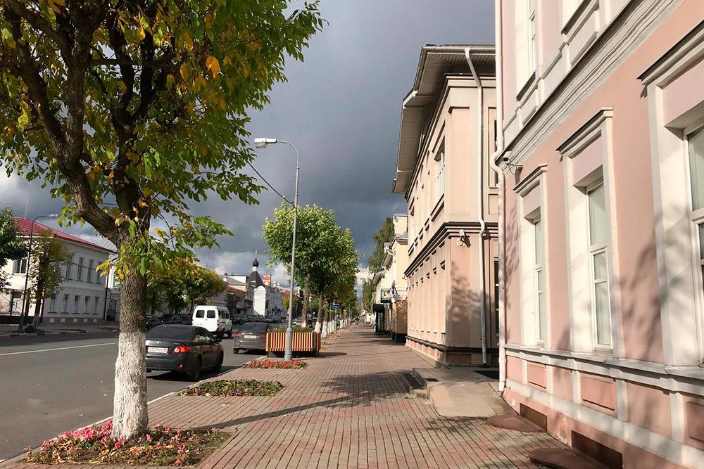 Исторический центр города — очень приятное место дляпрогулок пешком. Многие здания здесь — это культурно-исторические памятники