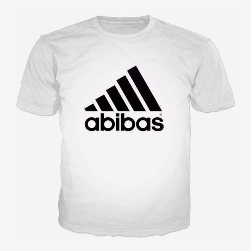 ❌ Футболка Abibas за 2400<span class=ruble>Р</span>. Таможня может не пропустить подделку известного бренда Adidas