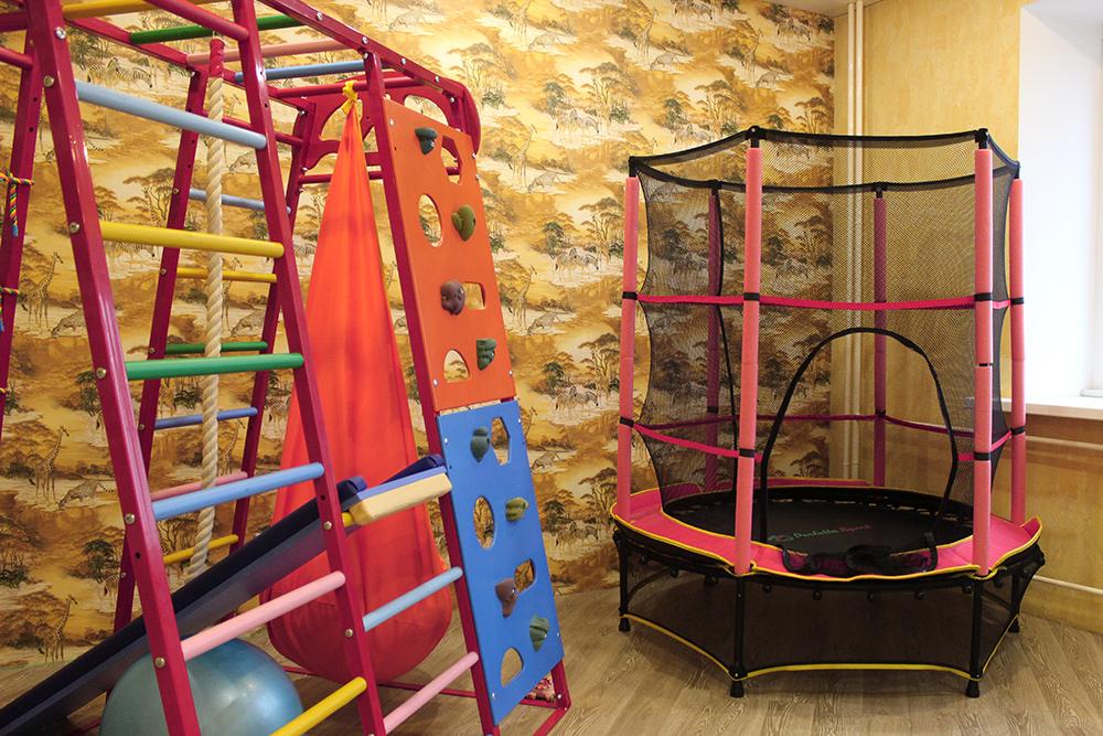 Детская комната дляигр