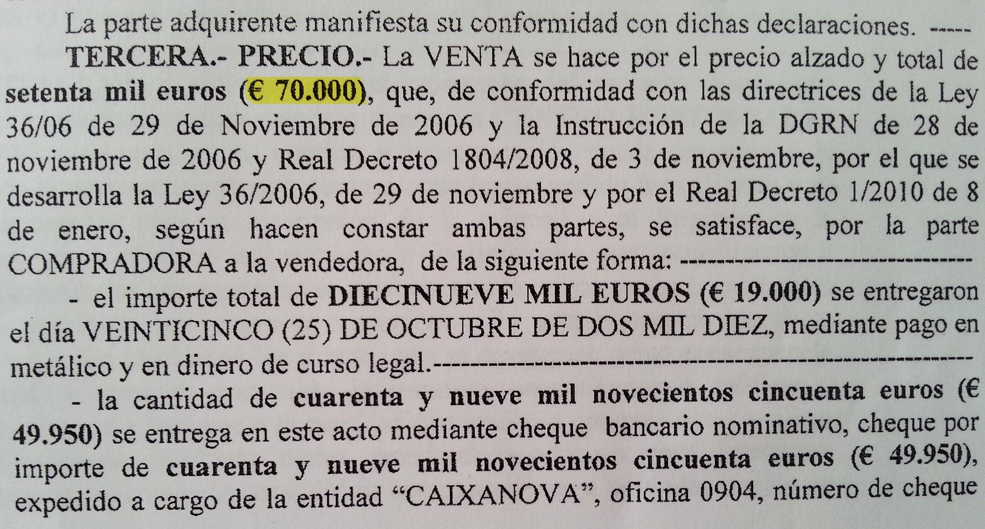 Хозяева продавали квартиру за 70 000€, а покупателям пришлось заплатить 87 000€